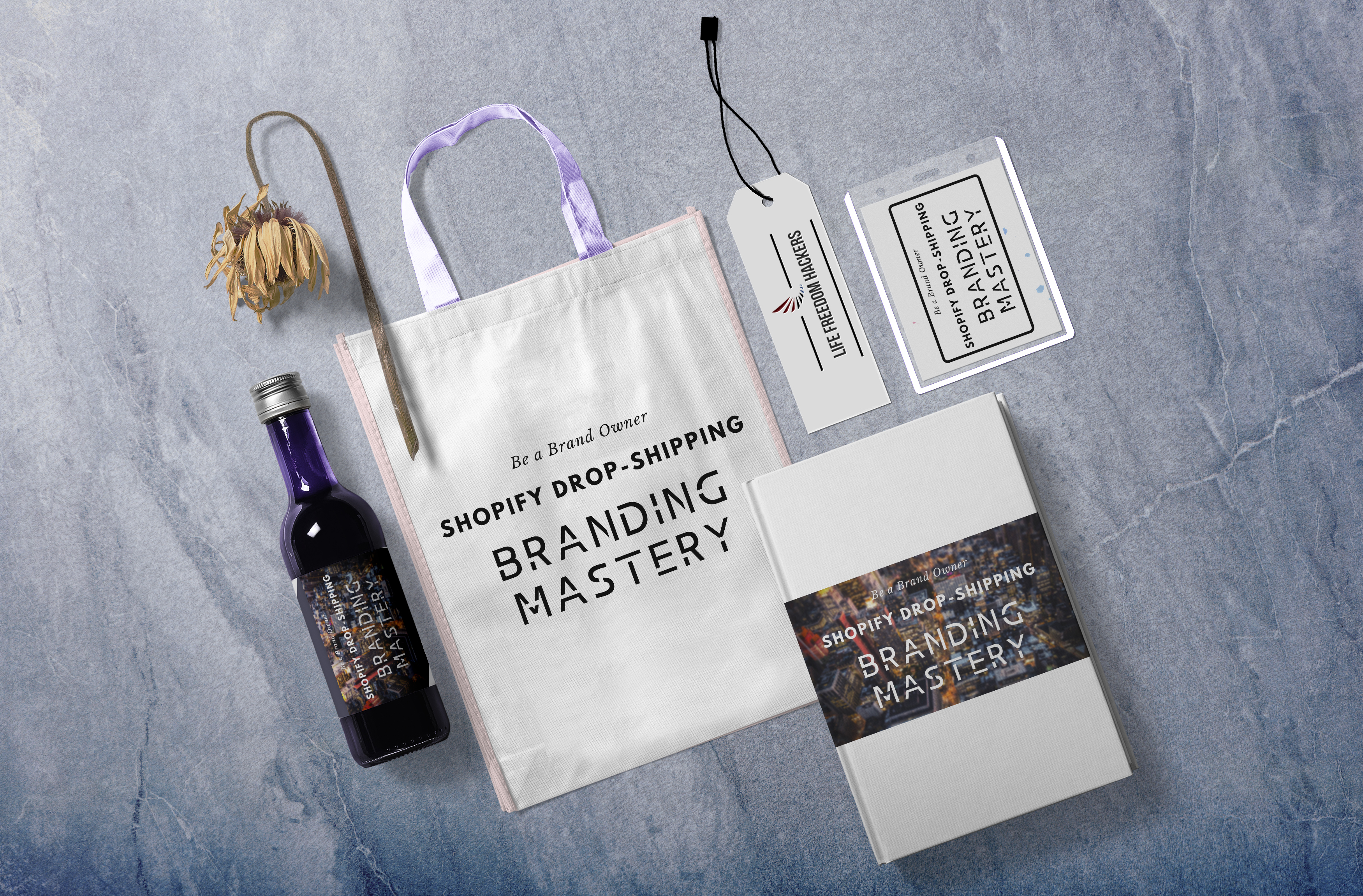 Shopify Drop-Shipping Branding Mastery : Be a Brand Owner