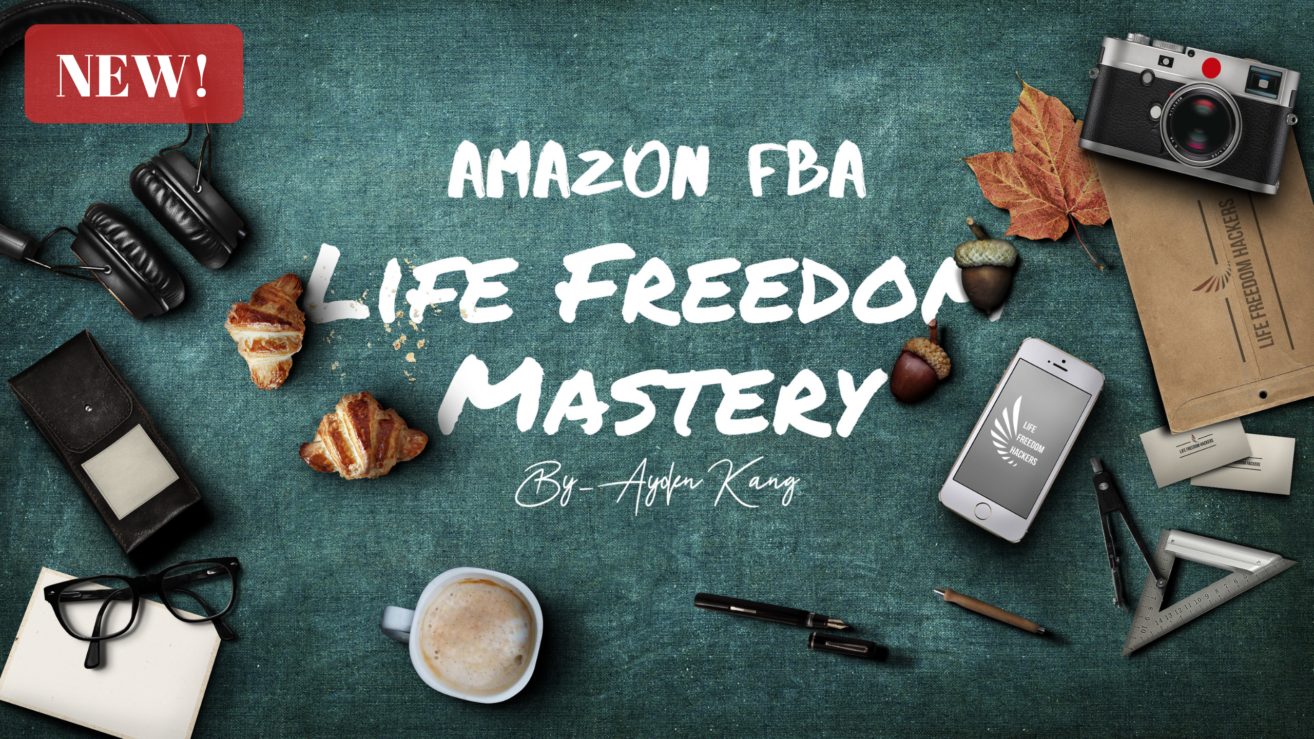 Amazon FBA Life Freedom Mastery